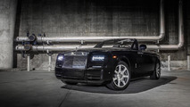 Rolls-Royce Phantom Drophead Coupe Nighthawk