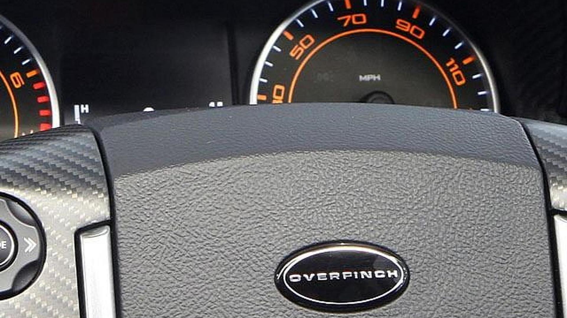 Overfinch Range Rover Sport GTS-X boasts 575 hp [video]