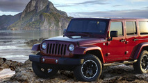 2017 Jeep Wrangler could have an aluminum unibody & turbo engines