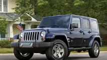 2012 Jeep Wrangler Freedom Edition announced