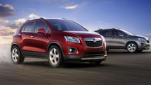 2013 Holden Trax announced
