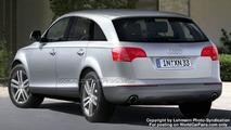 Audi Q5 computer rendering