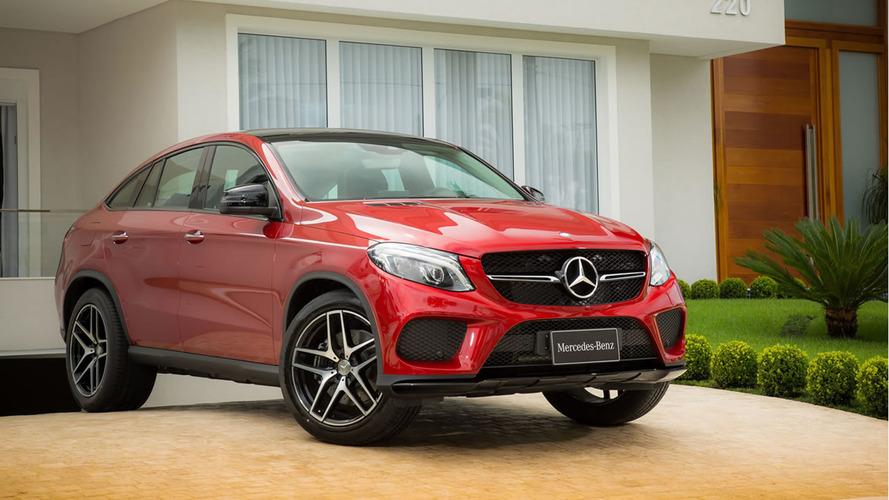 Mercedes faz recall dos SUVs GLE, GL e GLS no Brasil