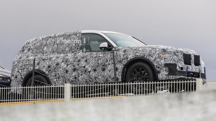 BMW X7 rumored to start just below £70K in 2018