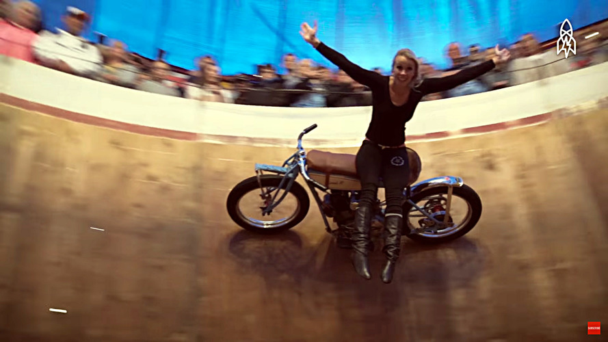 Wall of Death returns