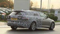 Jaguar XF Sportbrake teased on sign-up page