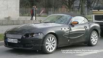 SPY PHOTOS: BMW Z9