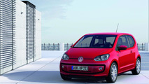 2012 Volkswagen up! unveiled