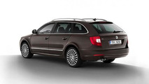 Skoda Superb Combi Laurin & Klement announced