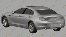 BMW 6-Series GranCoupe leaked?