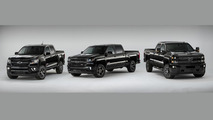 2016 Chevy Silverado 1500 Z71 Midnight  Edition