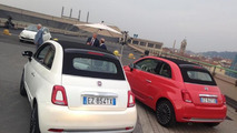 2015 Fiat 500 facelift first test drive