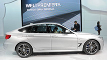 2013 BMW 3-Series Gran Turismo live in Geneva