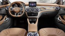 2013 Mercedes-Benz GLA Concept 800