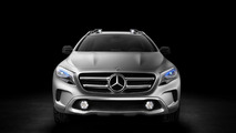 2013 Mercedes-Benz GLA Concept 18.04.2013