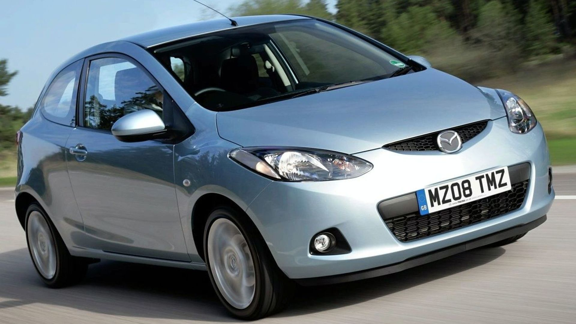 UK Pricing for Mazda2 Three-Door Announced