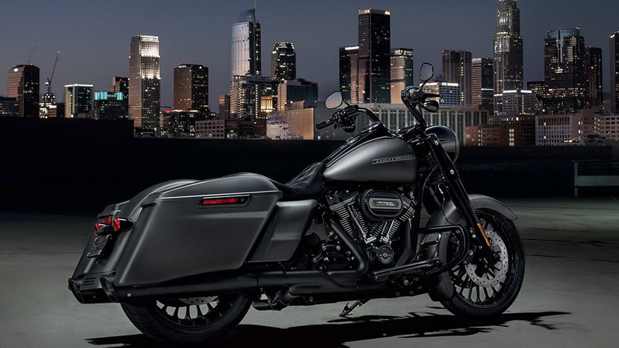 2018 Harley Davidson Flhr Road King
