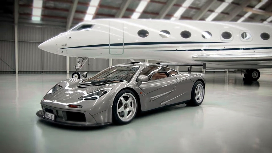 Learn about ultra-rare McLaren F1 HDF with racing specs for the road