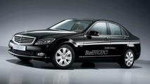 Mercedes-Benz C-Class BlueEfficiency extra frugal