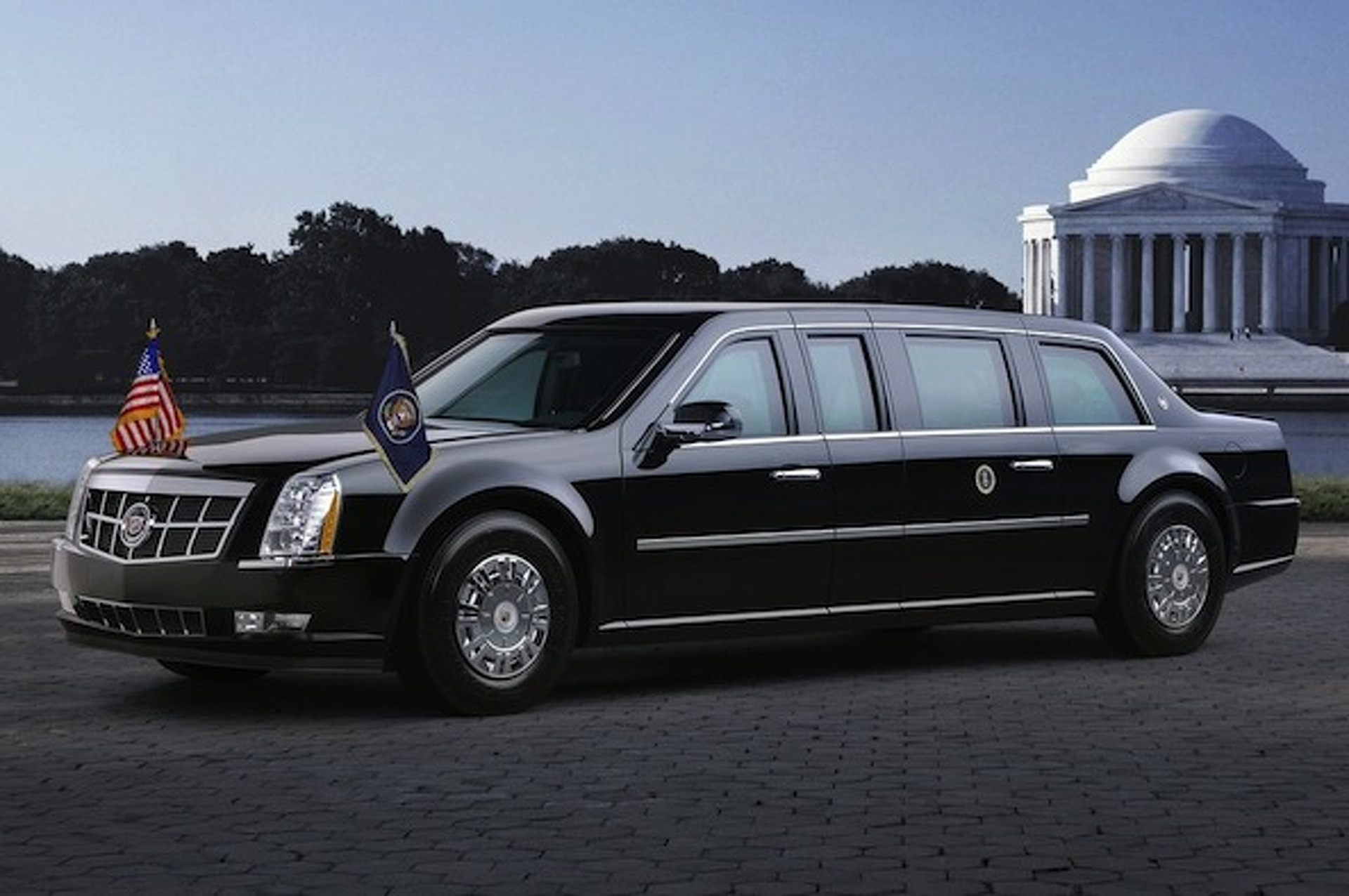 The Presidential Limousine: Rolling in Style with the Beast