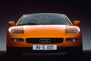 The 1991 Audi Quattro Spyder Concept That Gave Us The R8