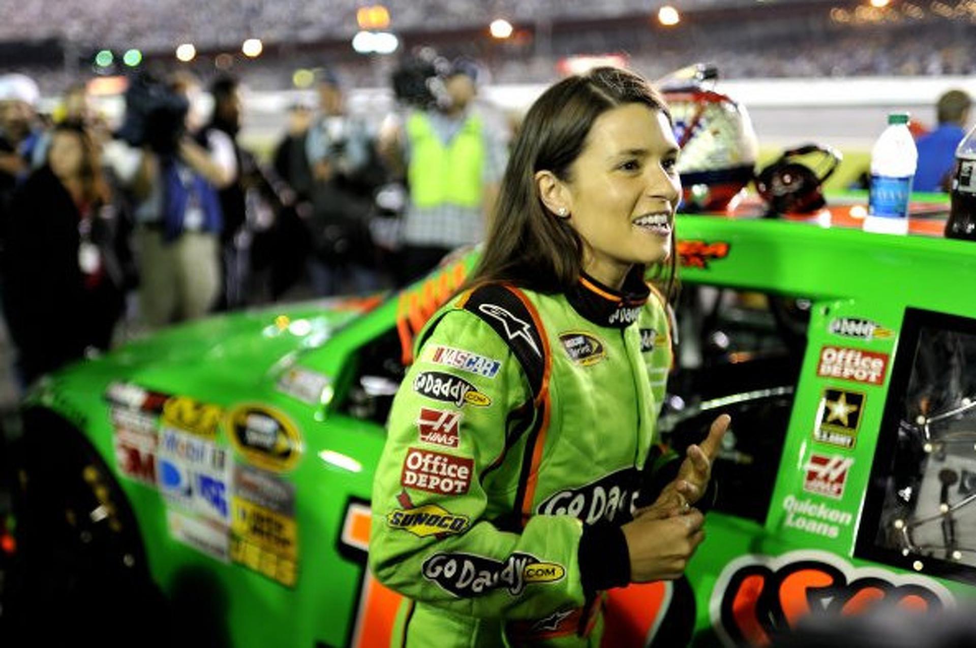 Happy Birthday to Racer and Celebrity, Danica Patrick