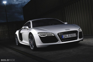 2015 Audi R8: Lighter, Meaner, Faster