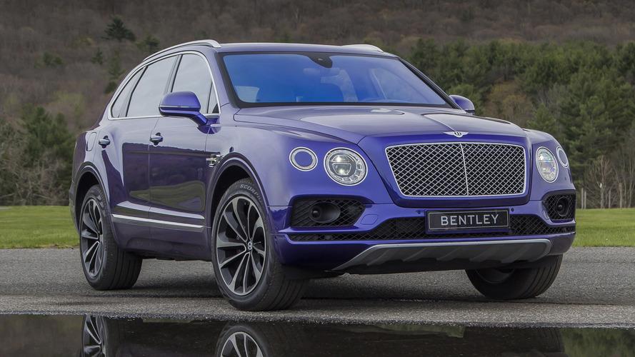 First Drive: 2017 Bentley Bentayga