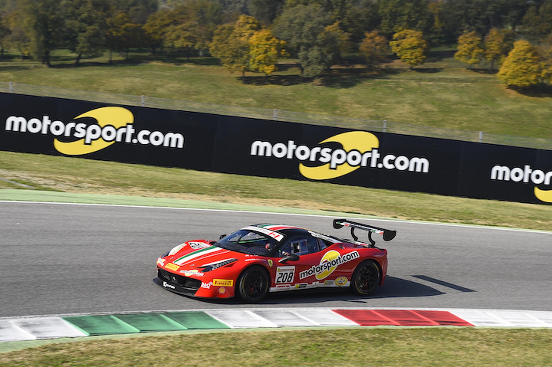 Motorsport.com Announces Acquisition of World's Largest Online Ferrari Community, FerrariChat.com