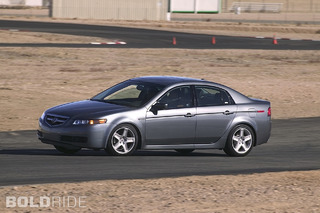 Acura TL with ASPEC Performance Package