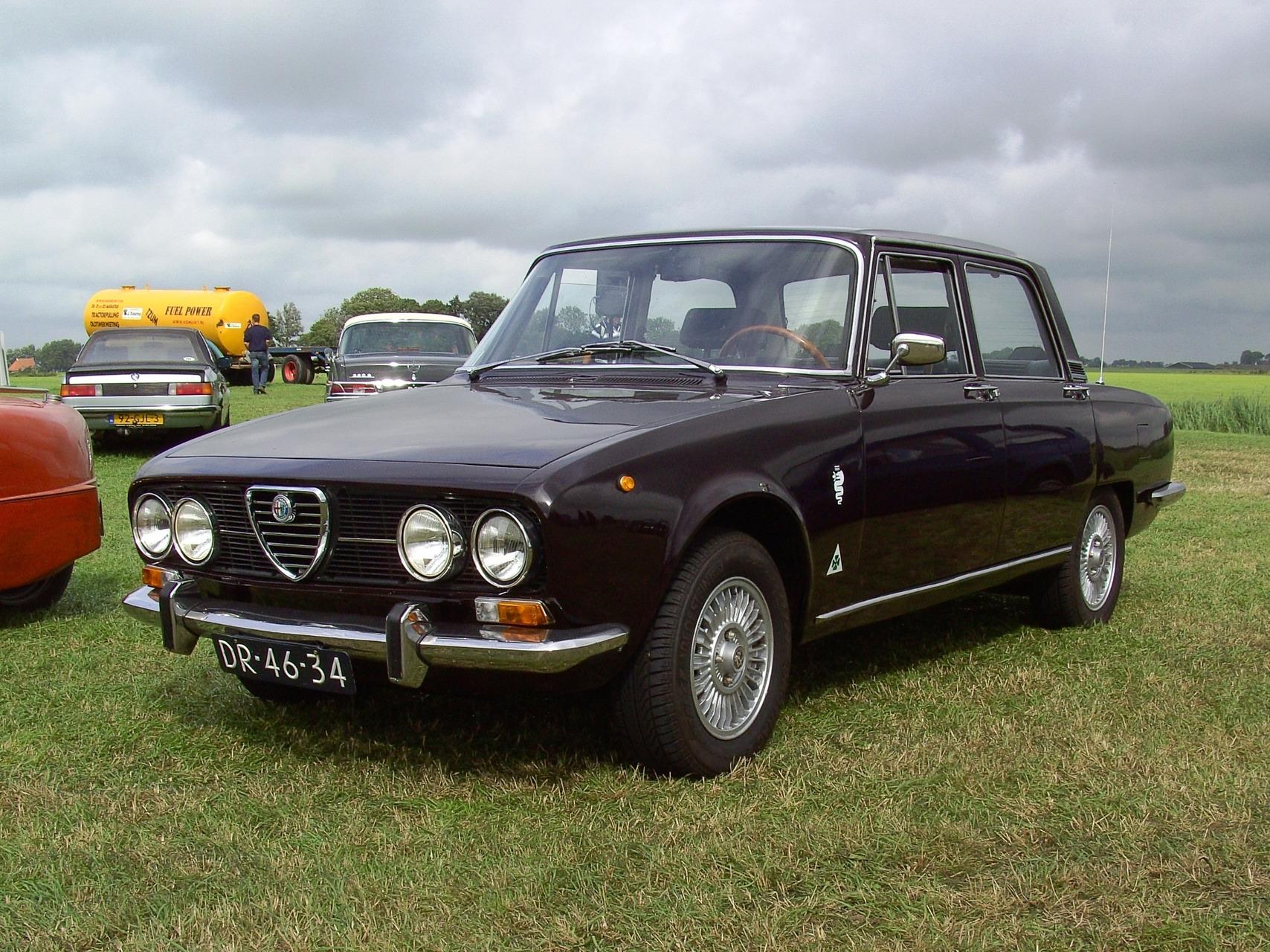 Alfa Romeo 2000 Berlina