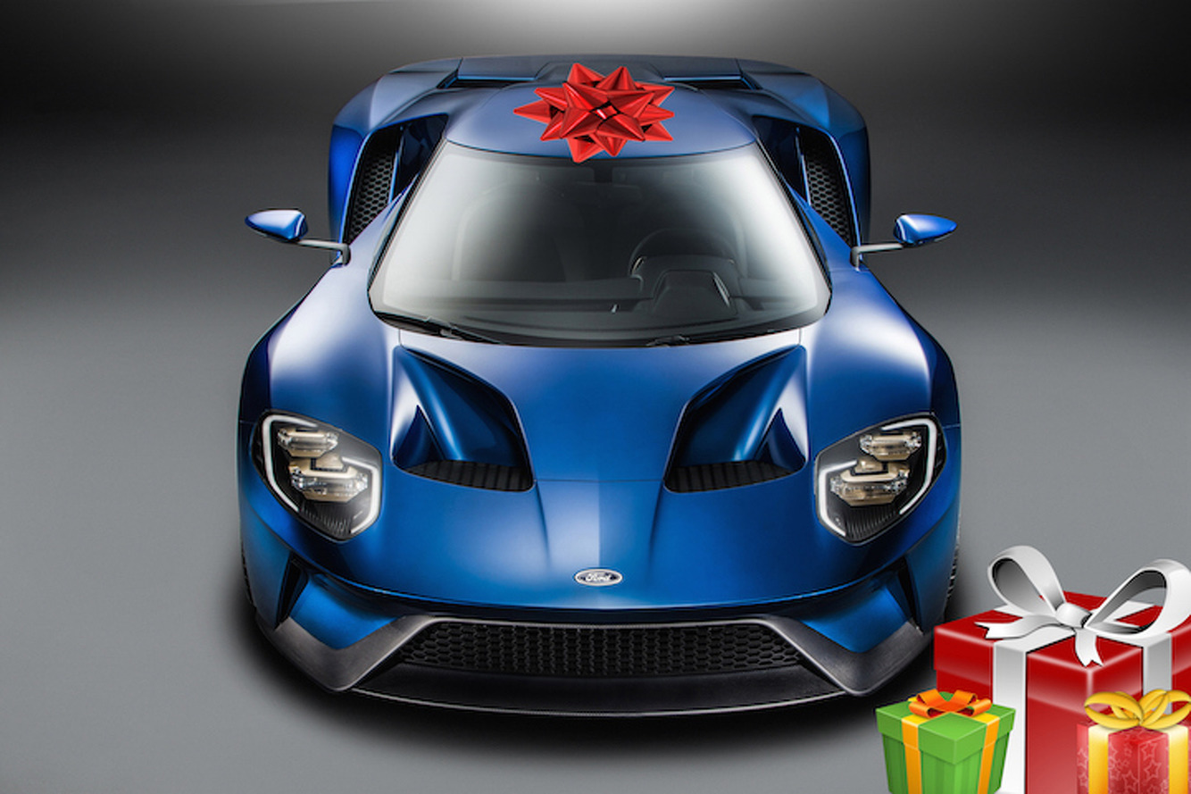 5 Cars We Have On Our Christmas List (And You Should Too)