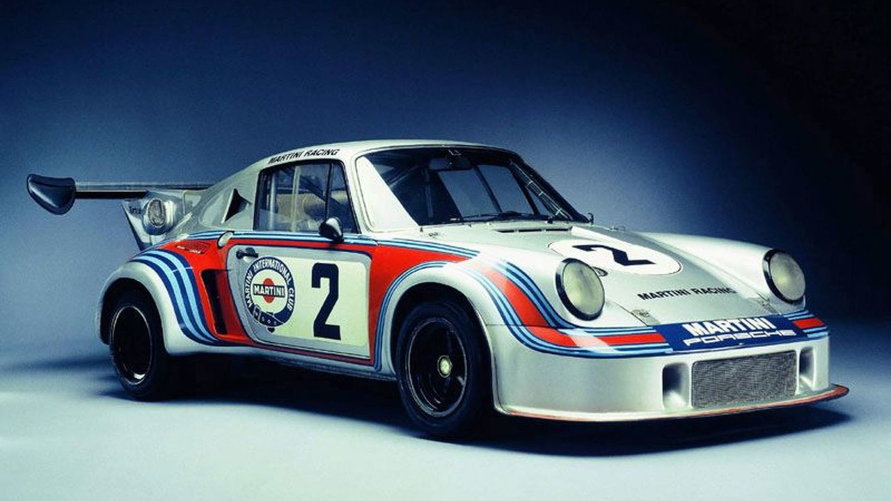 911 Carrera RSR Turbo 2.1 (1974)