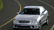 Mercedes CLK 63 AMG Coupe