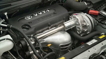 Scion tC Sports Coupe TRD Supercharger
