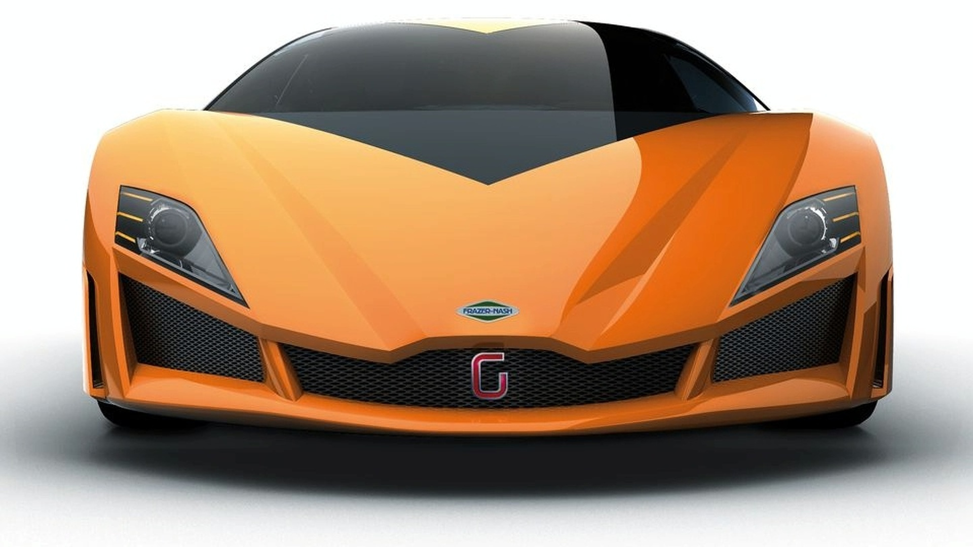 Giugiaro Namir Concept Detailed