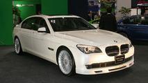 BMW ALPINA B7 Bi-Turbo LWB World Debut in Tokyo