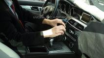 2011 Mercedes C-Class wagon facelift spy photo 13.10.2010