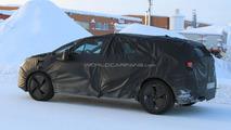 Citroen DS5 winter testing 20.01.2011