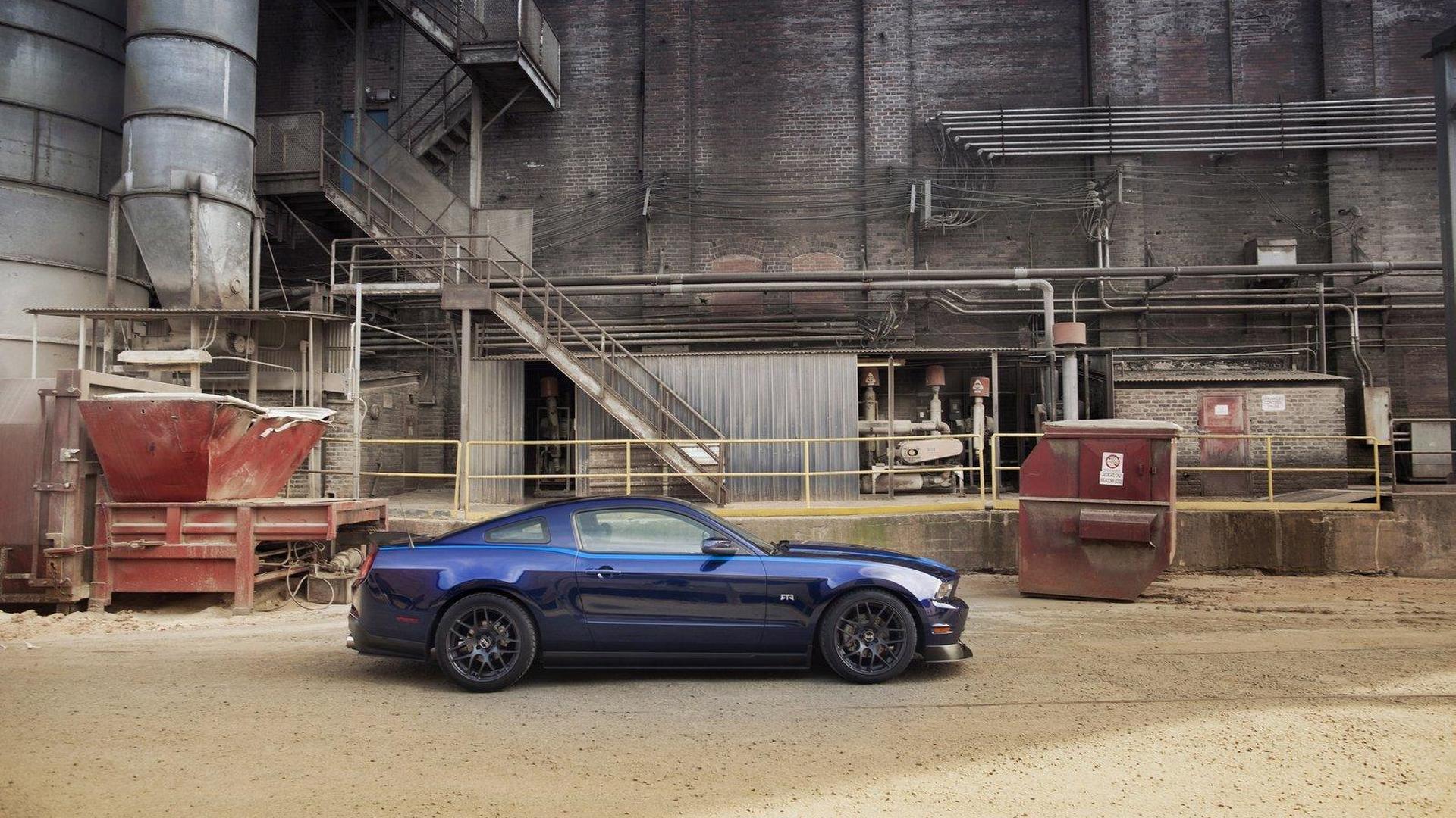 Ford announces 2011 Mustang RTR package by drifter Vaughn Gittin Jr. [Video]
