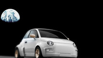 Abarth 500 EV by Atomik Cars - 1150 - 17.03.2010