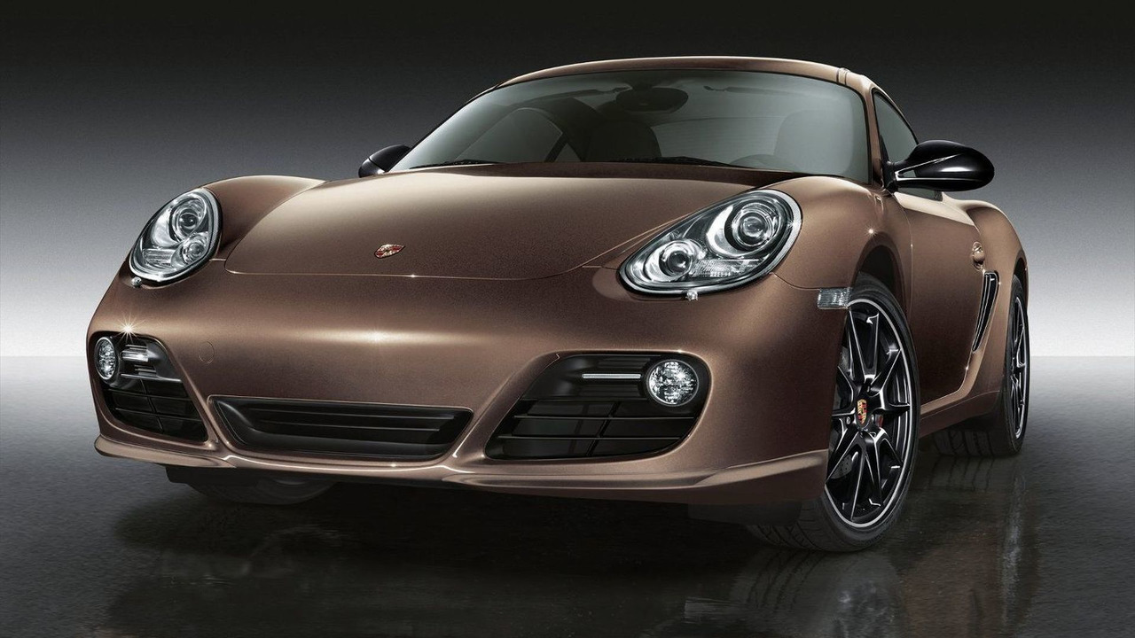 2010 Porsche Cayman Design Package 25.03.2010