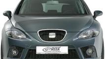 RDX RaceDesign new body kit for Seat Leon 1P 24.05.2010