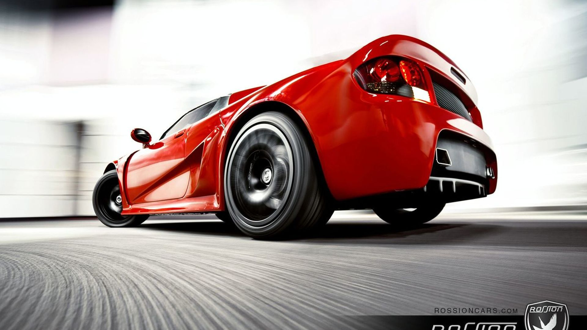 Rossion Q1 American Supercar Arrives in Ferrari Land [Video]