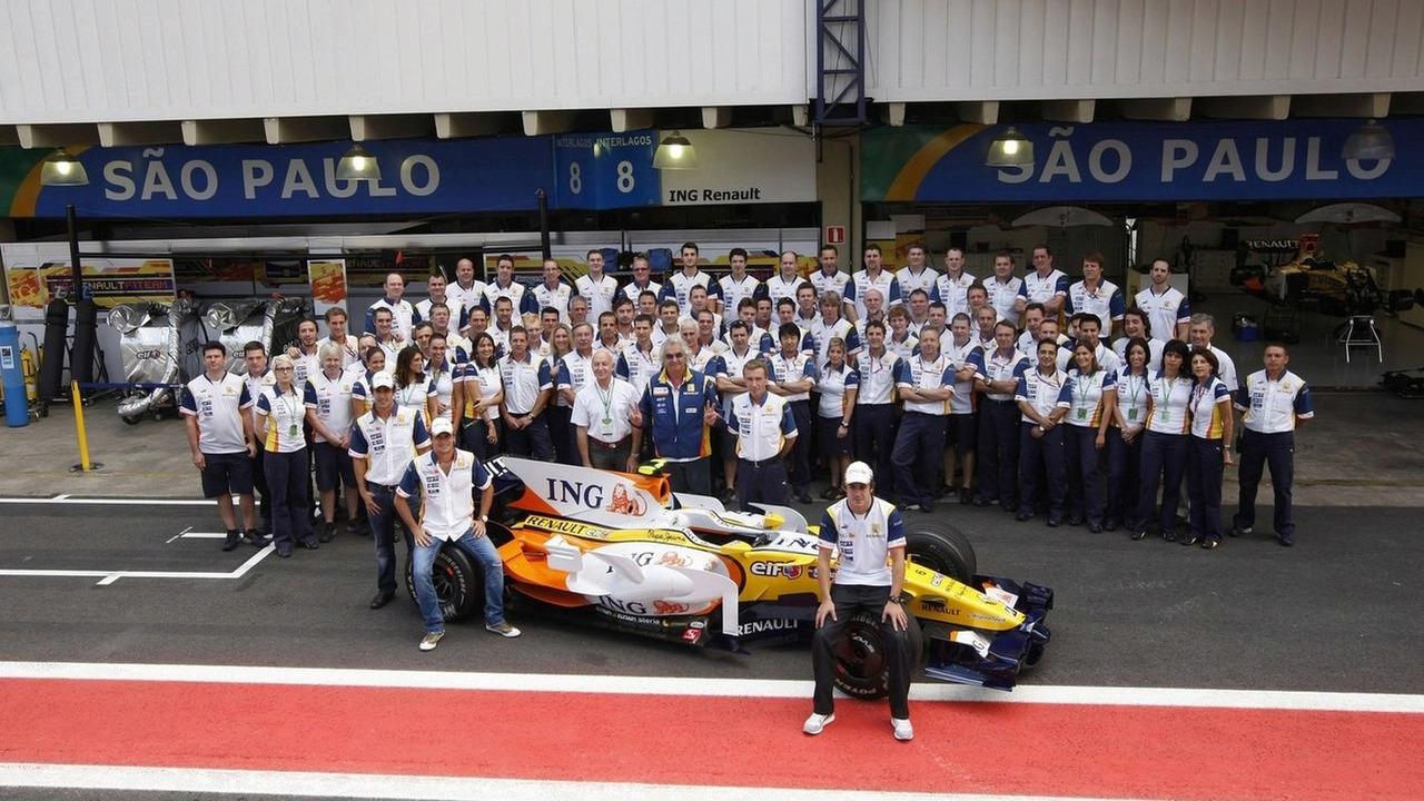 ING Renault F1 Team 2009