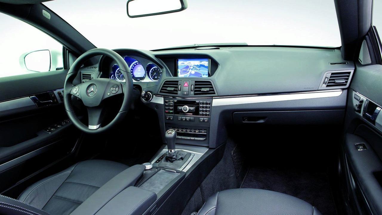 Lorinser E-Class Coupe C207 styling kit