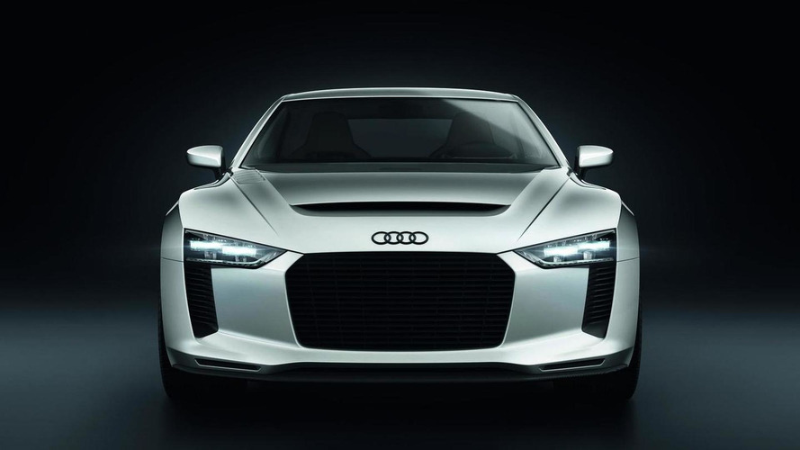 Audi quattro concept surprises in Paris [video]