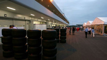 Rain could feature at Suzuka