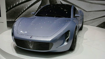Maserati Chicane Concept at Geneva