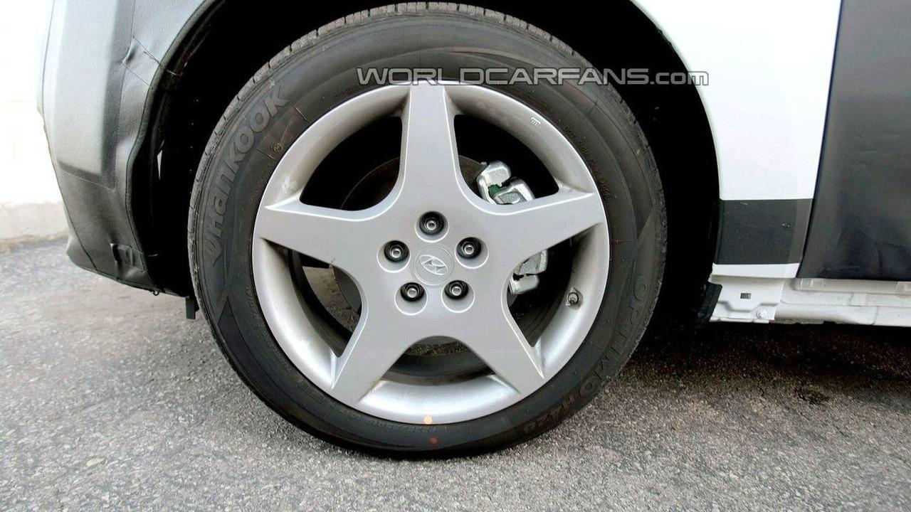 Hyundai Portico Prototype